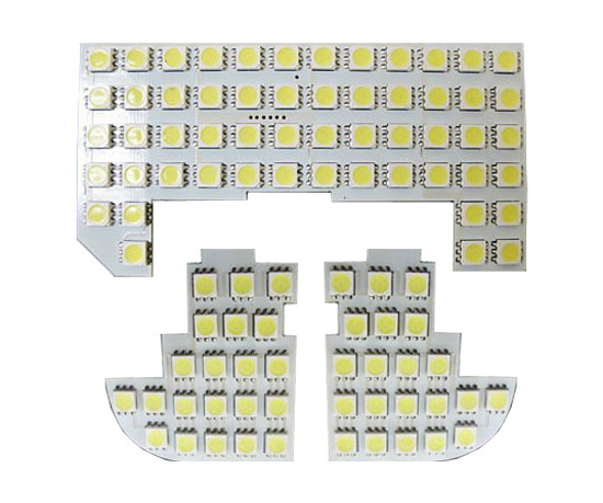 Exact Fit LED Interior Lights