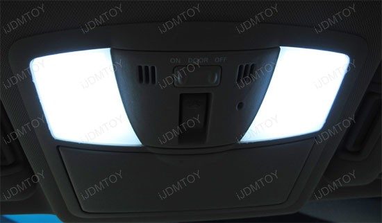 Infiniti FX35 FX50 SUV Direct Fit LED Interior Panel Lights