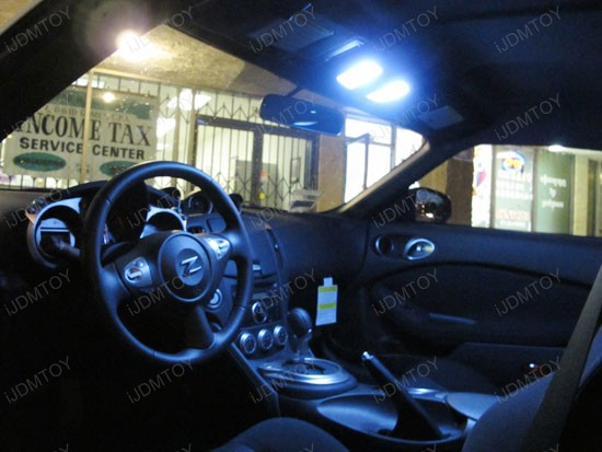 Nissan Murano SUV Direct Fit LED Interior Panel Lights