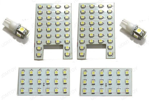 Nissan Altima Sedan Direct fit LED Interior Panel Lights