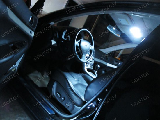 Infiniti G25 G35 G37 Sedan Direct fit LED Interior LED Panel Lights