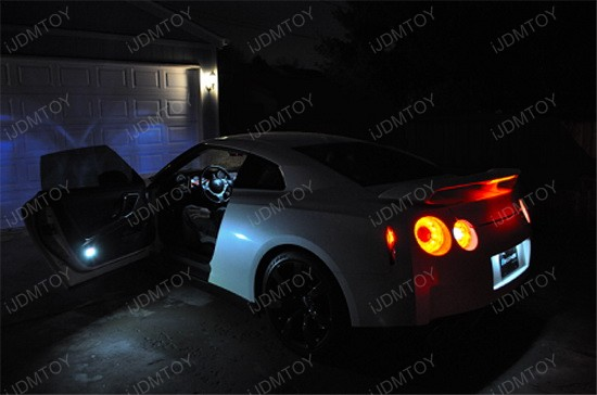 Nissan R35 Skyline GT-R Direct fit LED Interior Panel Lights