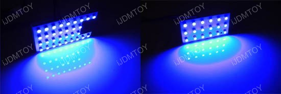 Infiniti G37 Coupe Direct Fit LED Interior Panel Lights Package