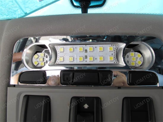 Exact Fit BMW LED Interior Lighting Package
