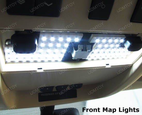 2007-2014 Cadillac Escalade Vehicle Specific LED Interior Lights