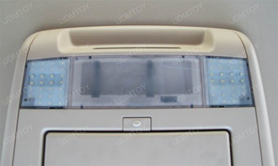 2007-2013 Cadillac Escalade Vehicle Specific LED Interior Lights