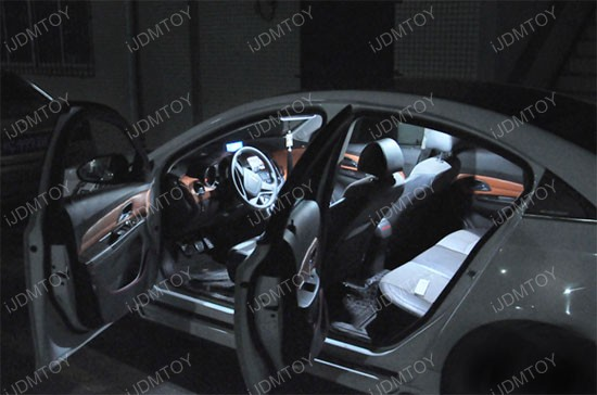 Chevy Cruze LED Interior Package