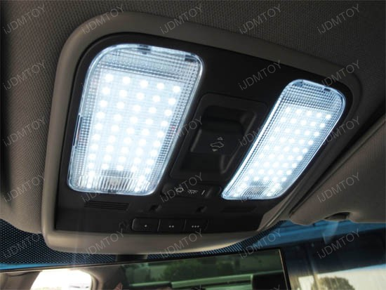 Acura TL Vehicle Specific LED Interior Light Package - 2004 acura tl dashboard replacement