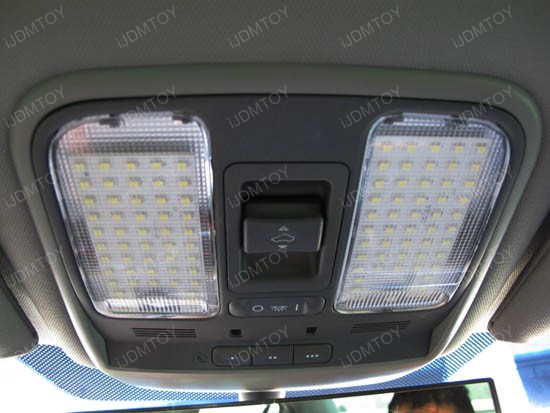 2004-2008 Acura TL LED Interior Package