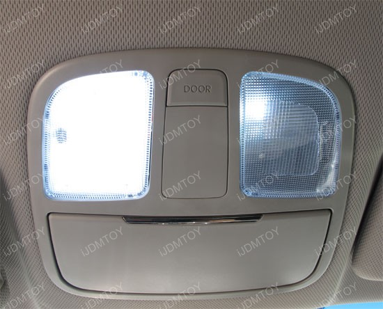 2010 and up Hyundai Genesis Coupe LED Interior Package