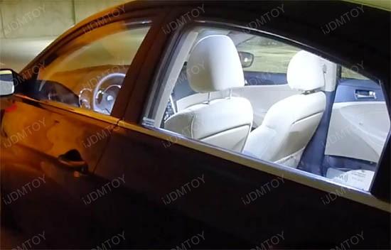 Hyundai Sonata W Sunroof Exact Led Interior Light Package