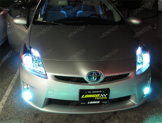 Toyota Prius 326 Lights Exact Fit Led Interior Light Package