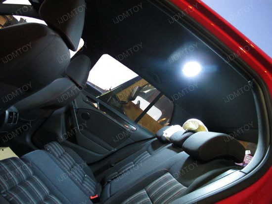 Volkswagen CC GTi Golf Exact Fit LED Interior Light Package