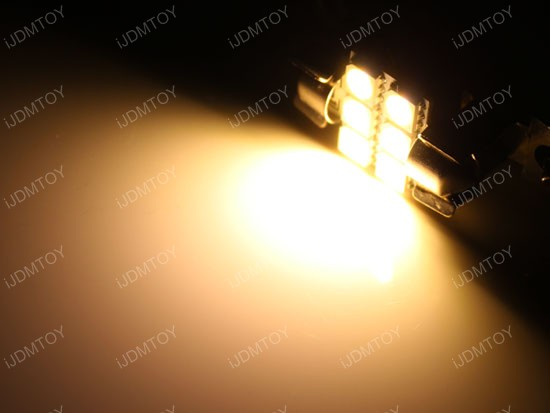 Festoon LED bulbs DE3175 DE3021 DE3022
