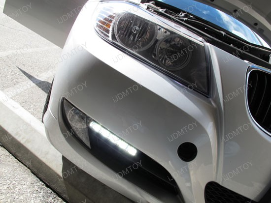 Philips Style LED Daytime Running Lights DRL
