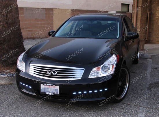 Audi Style Flexible LED Strip Lights Infiniti