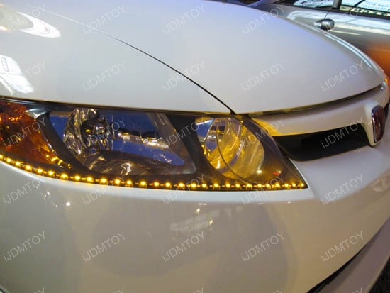 iJDMTOY Audi Style LED Strip Lights
