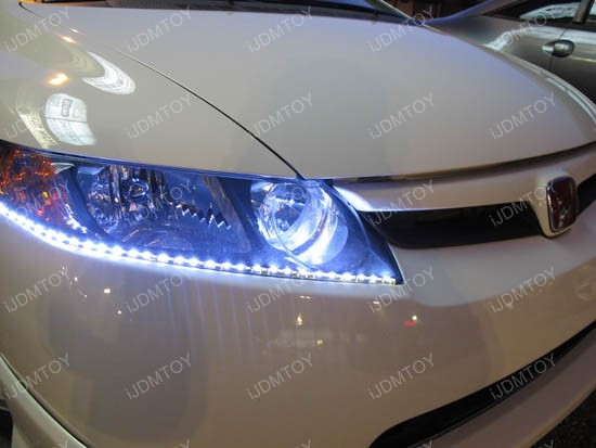 iJDMTOY switchback LED Strip Lights