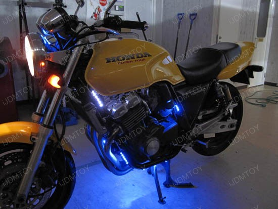 Motorycle Bike Ground Effect Lighting Kit