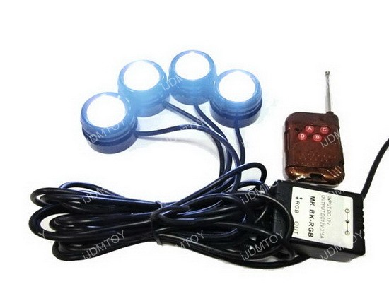 High Power Eagle Eyes LED Scanner Lights