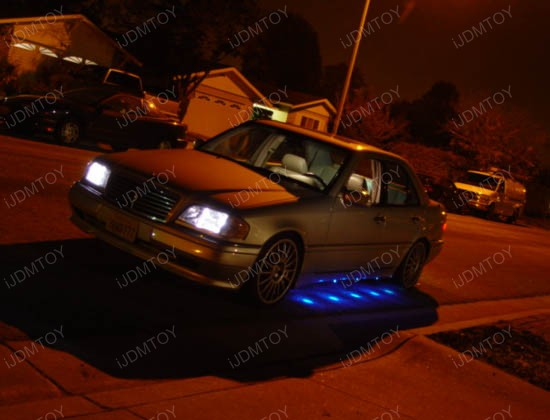 Brabus Style LED Puddle Lights