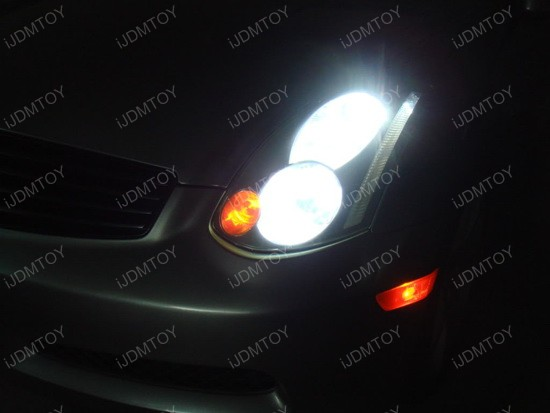 H1 12-SMD Fog Lights High Beam DRL