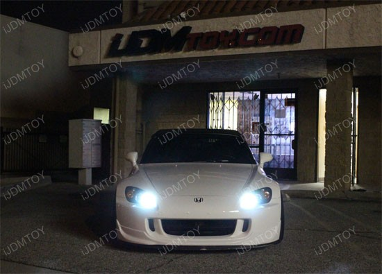 2006-2009 AP2 Honda S2000 H1 LED Daytime Running Light Kit