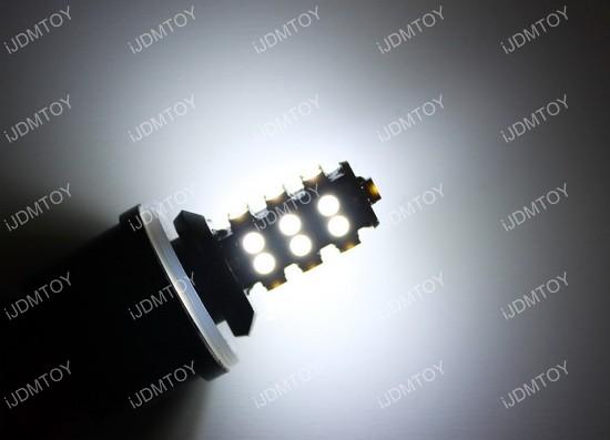 25-SMD PG13 880 LED Fog Lights DRL