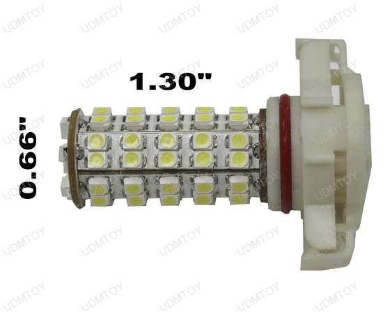 H16 5202 SMD LED Fog Lights DRL