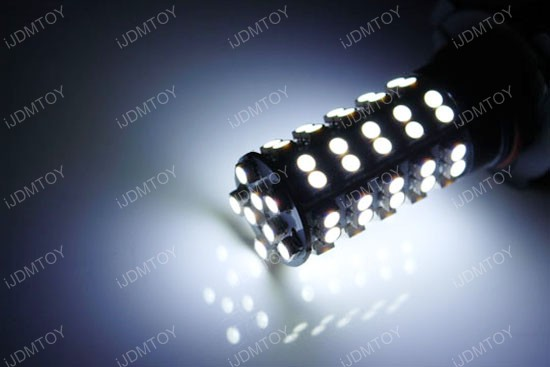 68-SMD H11 (aka H8) Hyper-Flux LED Bulbs