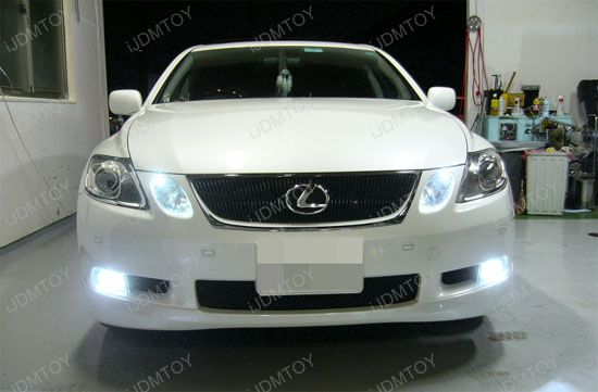 9005 HB3 SMD LED Fog Lights DRL