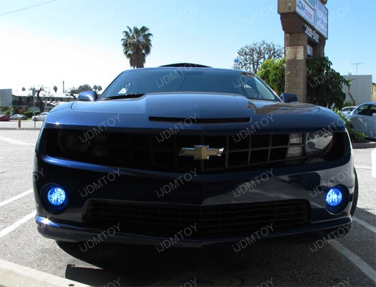 Blue 5202 LED Bulbs for fog lights
