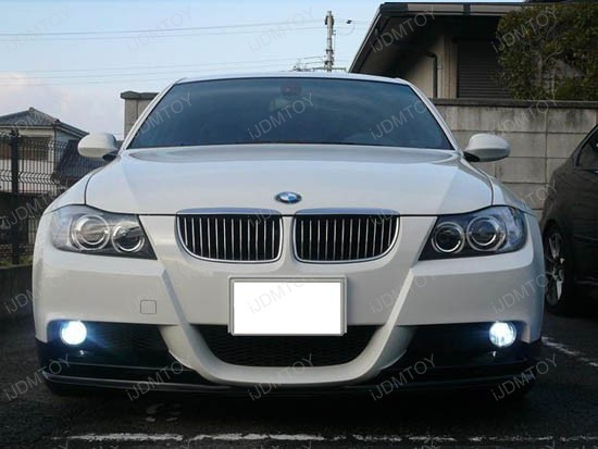 H11 18-SMD LED Fog Lights DRL