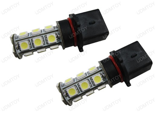 P13W LED Bulbs Chevy Camaro RS SS Fog Lights DRL
