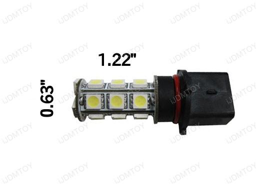 P13W LED Bulbs Chevy Camaro RS SS Fog Lights DRL