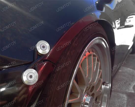 Bumper Quick Release