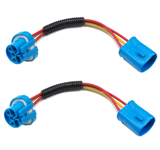 9004/9007 Adapter Wires