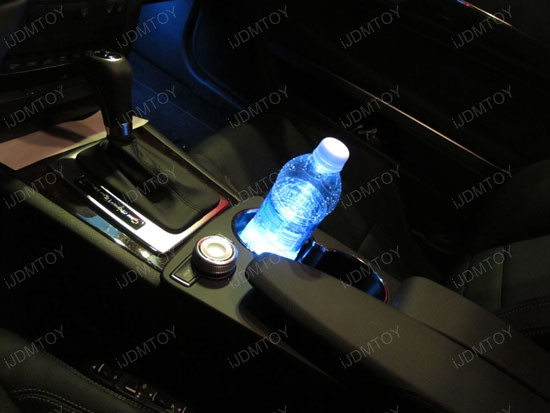 Led Cup Holder Lights 3 Light Led Strips For Cup Holder