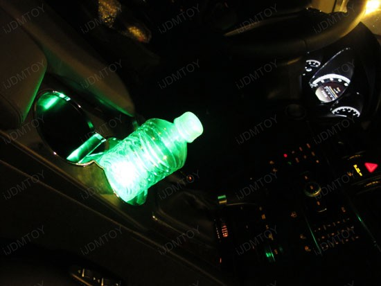 LED Cup Holder Light