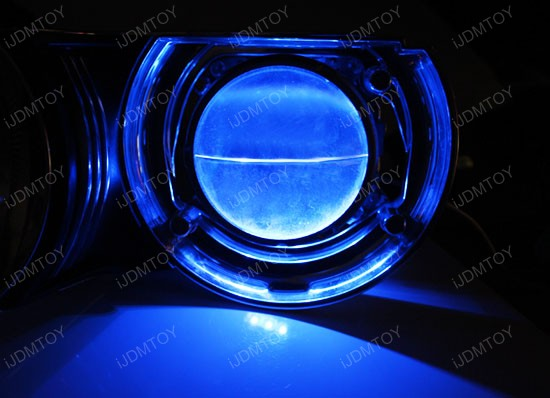 Headlight Projector Led Accent Light on red led light strips for cars
