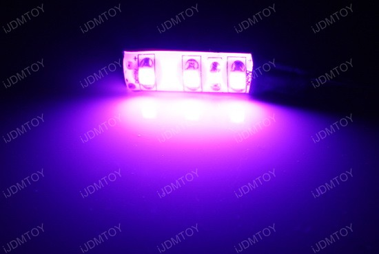 Devil Demon Eyes LED Headlight Retrofit Module