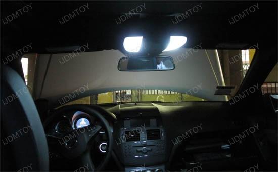 5 X Led Full Interior Lights Package For 2009 2010 2011 2012 2013 Dodge Ram 1500 Ebay