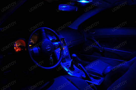 Super Bright LED Car Interior Lights Package For Volkswagen Touareg