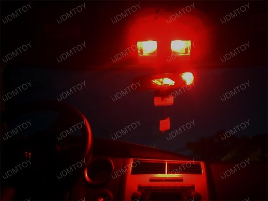 IJDMTOY LED Interior Lights Package Deal