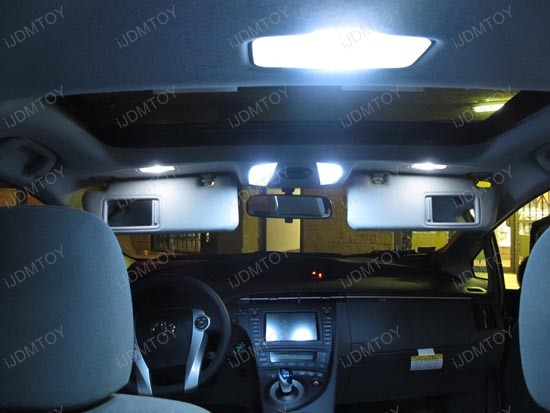 Premium SMD LED Interior Lights Package For Lexus IS250 IS350 IS-F IS