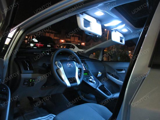 IJDMTOY Warm White Premium SMD LED Interior Lights