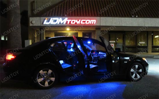 Perfect Super Bright SMD LED Interior Lights Package