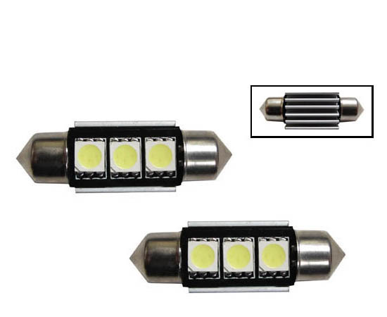 Error Free 6418 6411 C5W LED Bulbs