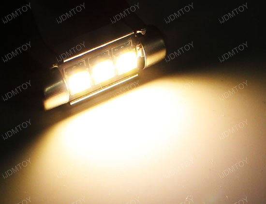 Error Free 6418 6411 C5W LED Bulbs