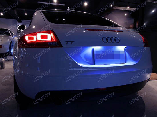 Error Free 6418 C5W LED Bulbs Audi